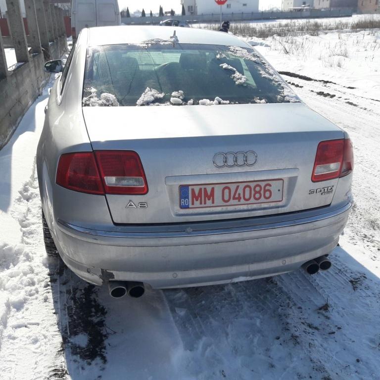 Dezmembrez Audi A8 3.0tdi quattro asb 233hp facelift 2005-