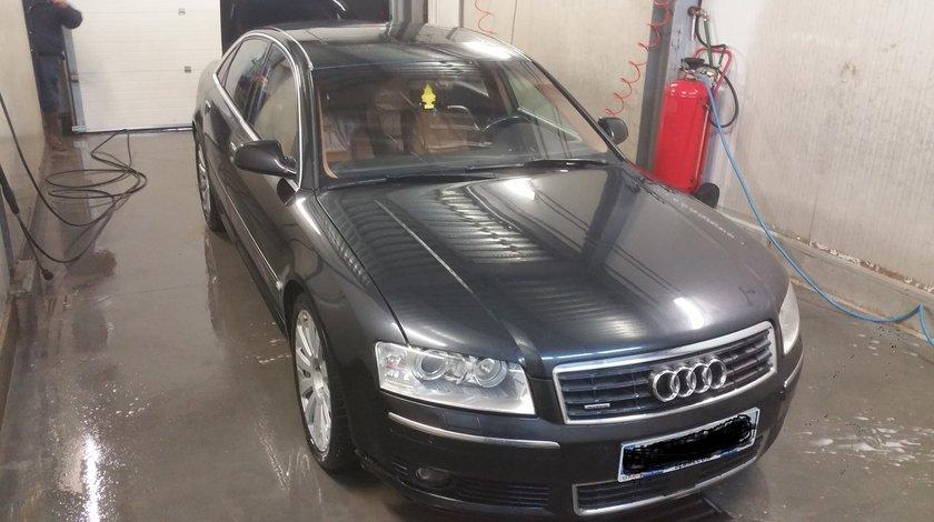 Dezmembrez Audi A8 4.0 TDi V8 an 2005, piese din dezmembrari auto Bacau