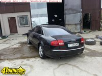 Dezmembrez Audi A8 4 2 benzina an 2005 cod motor BFM 335 cp 2002 2010