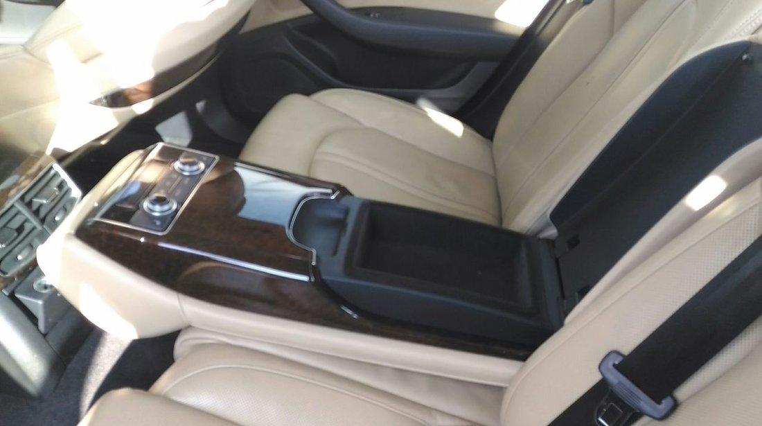 Dezmembrez AUDI A8 4H tip D4 2010-2016 3.0 tdi quattro