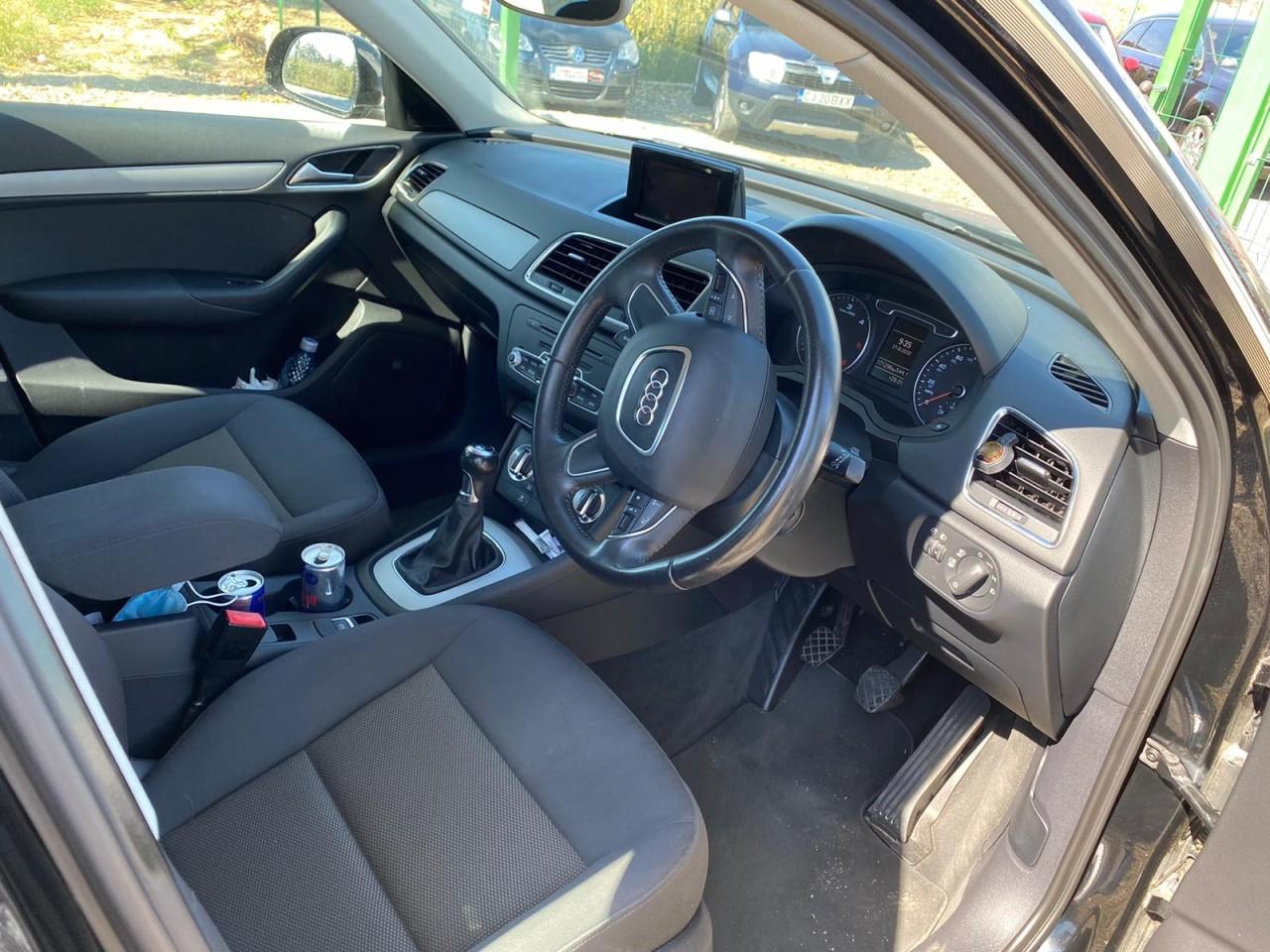 Dezmembrez Audi Q3 2,0 tdi 2013 CFFB