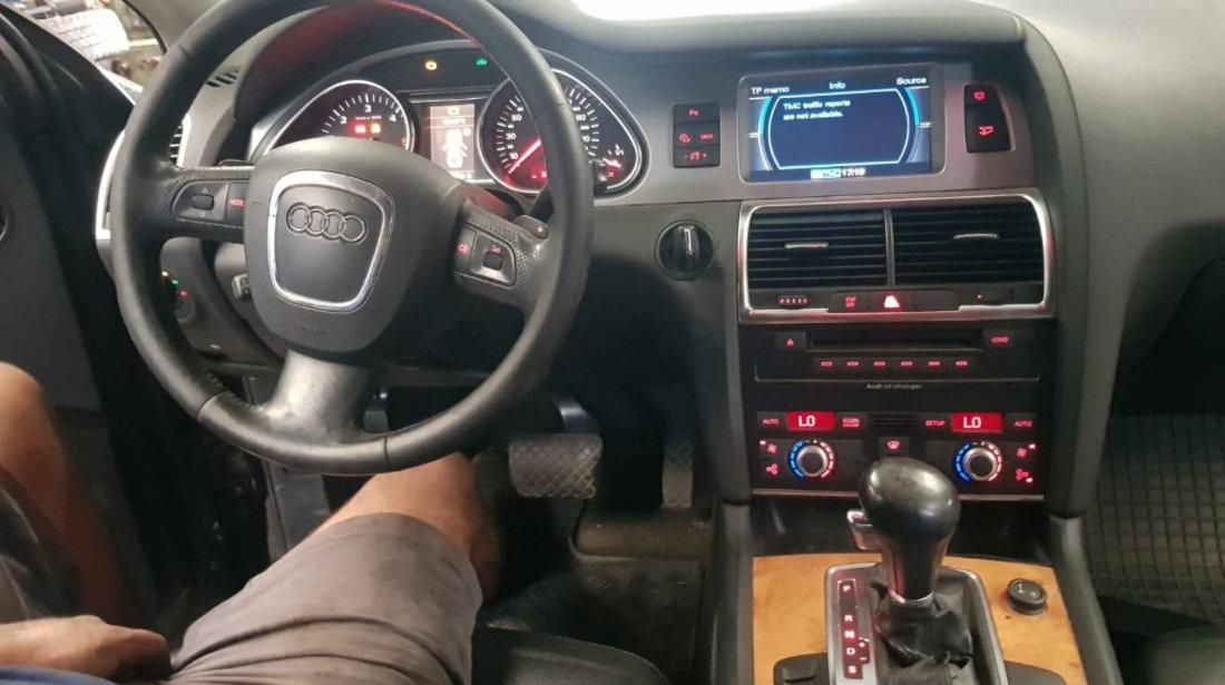 Dezmembrez Audi Q7 3.0 TDi motor BUG 233 cai cutie automata