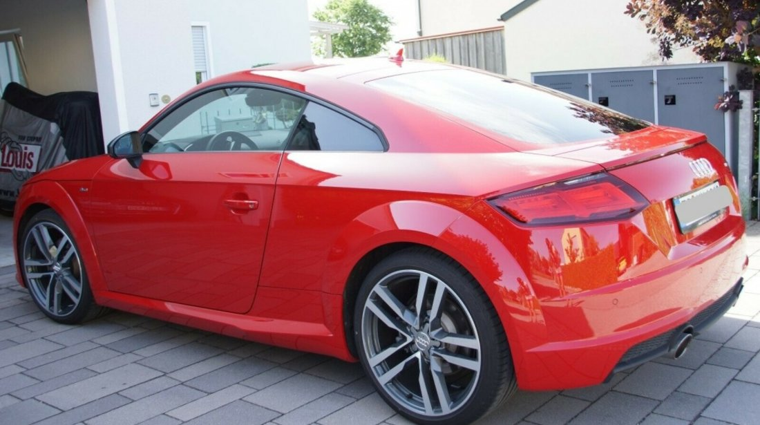 Dezmembrez Audi TT 8S Matrix