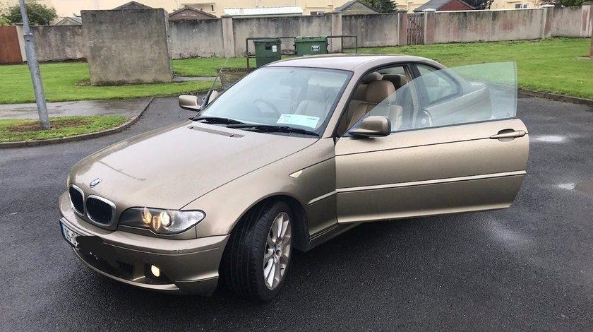 Dezmembrez BMW 3 Coupe E46 318 Ci 2006 Cod N46 143cp cutie automata