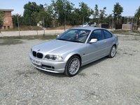 dezmembrez BMW 316i coupe 1.9 benzina 2002