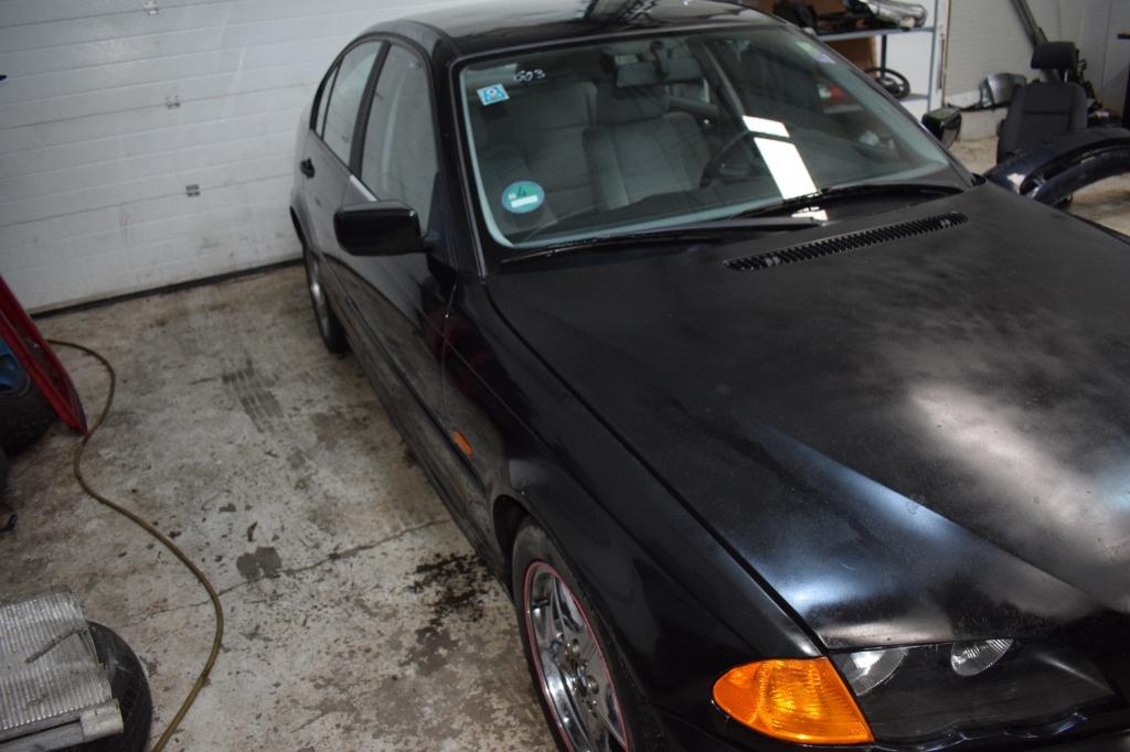 Dezmembrez BMW 316i E46 1.9 B 105 CP M43B19 603