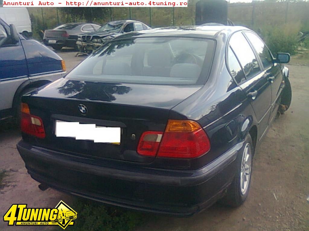 Dezmembrez BMW 318i E46