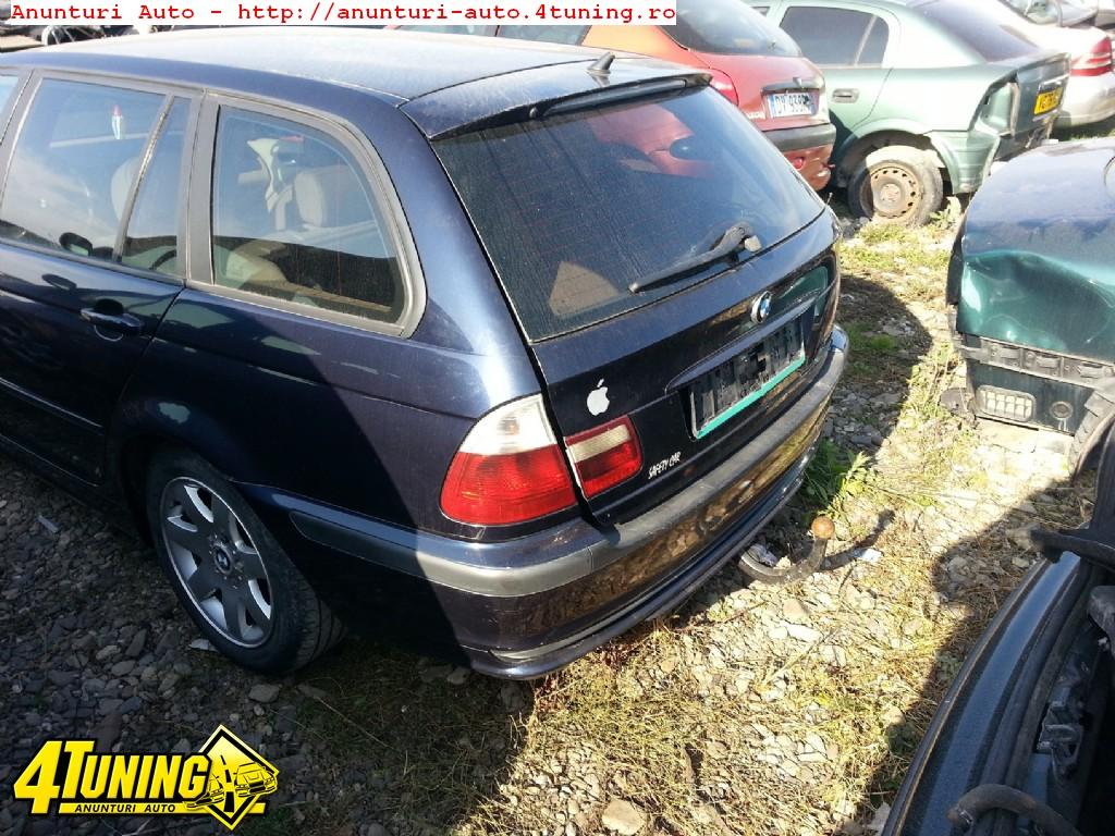 Dezmembrez BMW 320 D KOMBI FAB 2004 150 CP