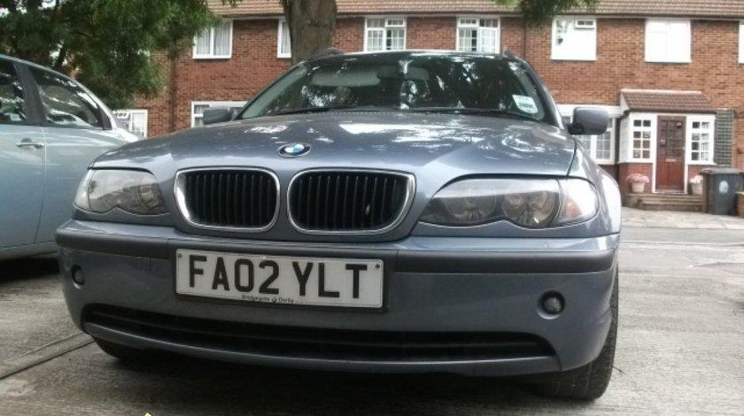 Dezmembrez BMW 320d E46 150CP combi an fabricatie 2002 facelift