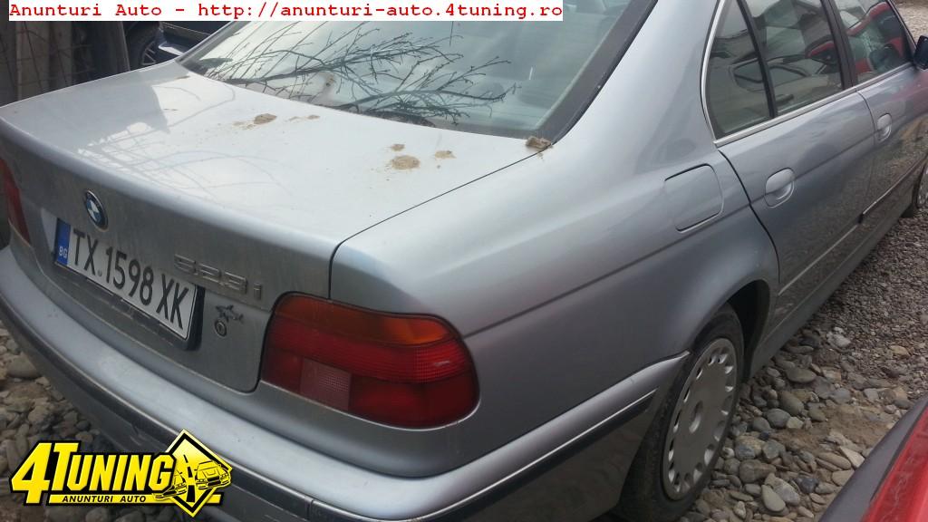Dezmembrez BMW 523 cu Instalatie GPL piese din dezmembrari auto Bacau