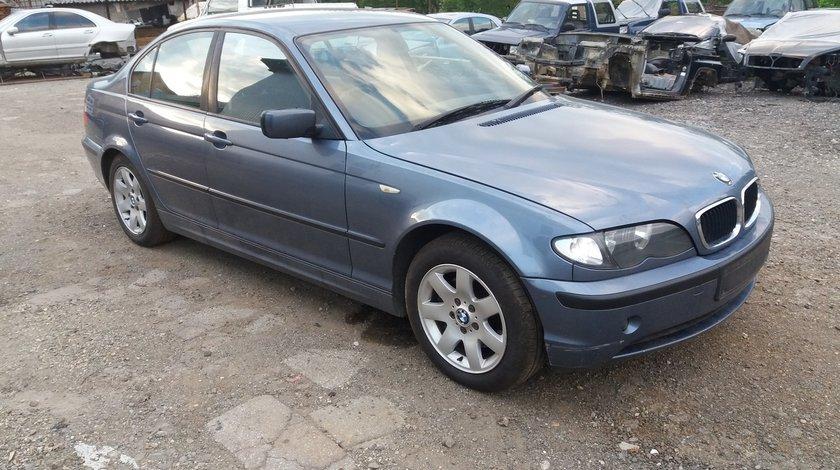 Dezmembrez bmw e 46 berlina320d 150 cp facelift 2002