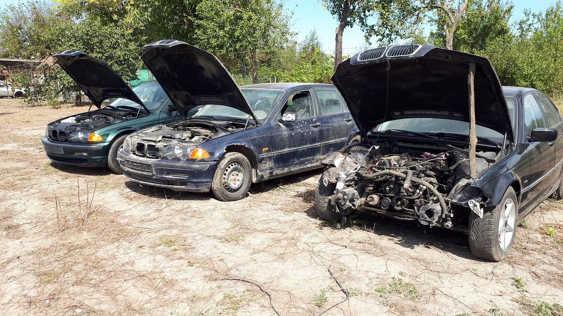 Dezmembrez BMW E 46