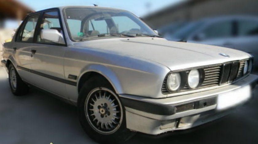 Dezmembrez BMW E30 sedan 316i 75kw 102cp tip 16 4E 1 an 90