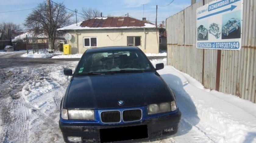 Dezmembrez BMW E36 318ti