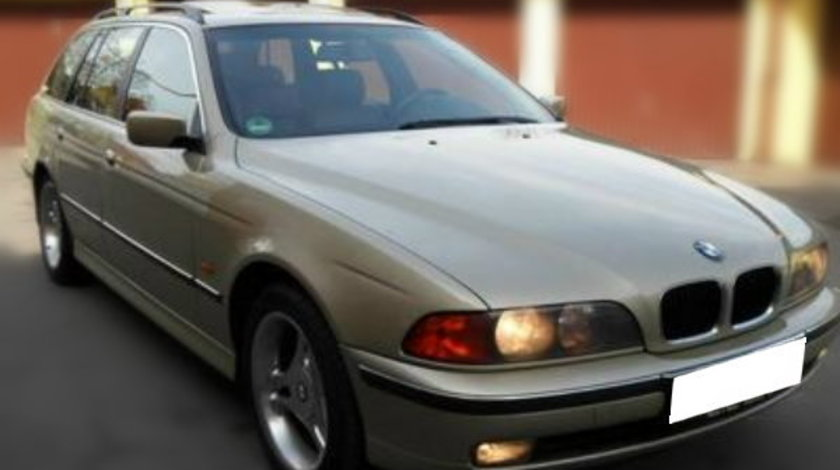 Dezmembrez BMW E39 sedan 525i, an fabr. 2002