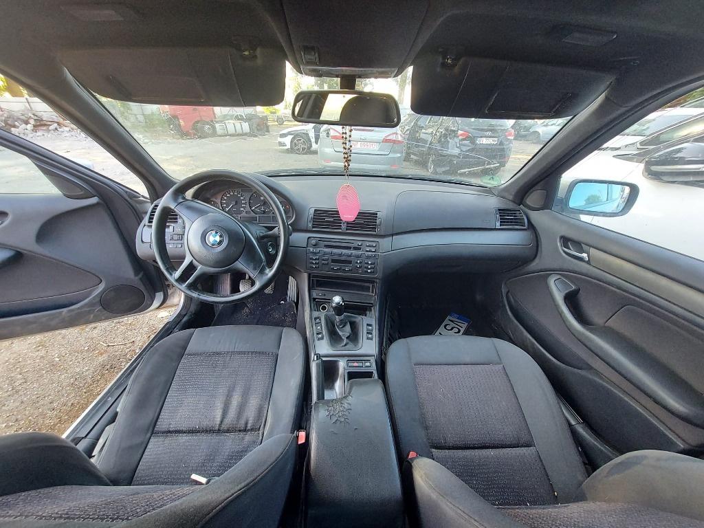 Dezmembrez BMW E46 2003 seria 3 2.0 D M47