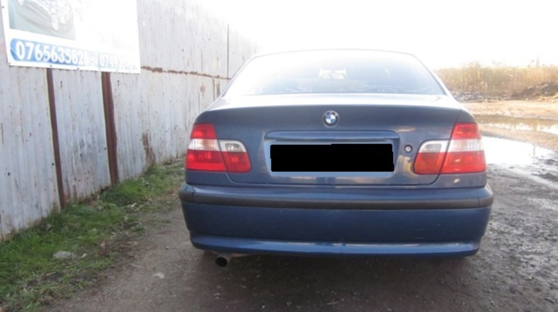 Dezmembrez BMW E46 318i