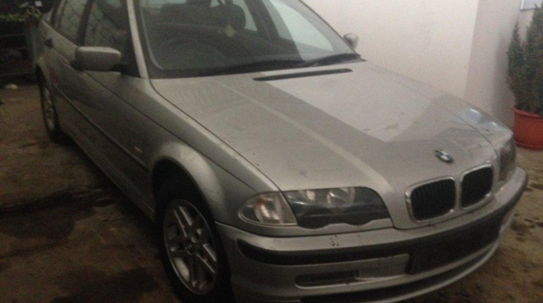 Dezmembrez BMW E46 320d 100 kw 136cp