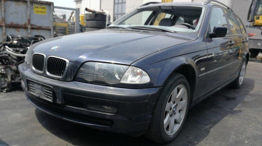DEZMEMBREZ BMW E46 320d tip 204D1 136cp