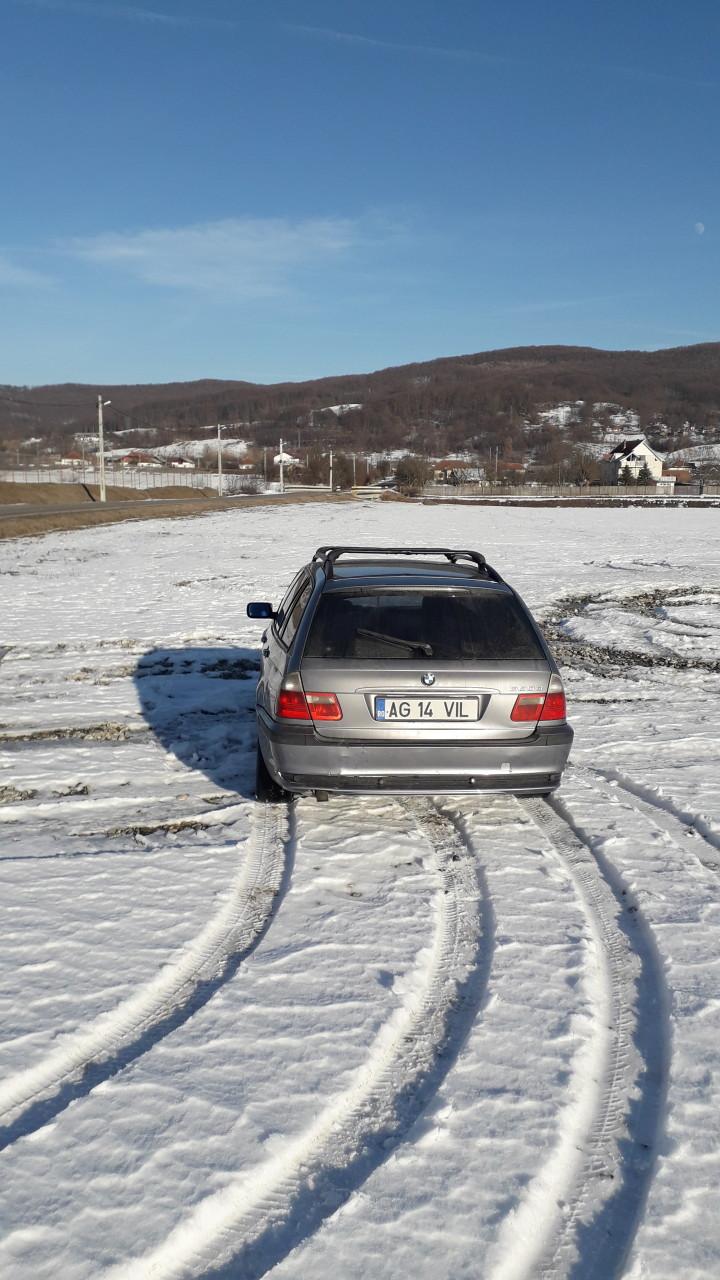 Dezmembrez Bmw E46 320D Touring Facelift 2002.2003.2004.2005