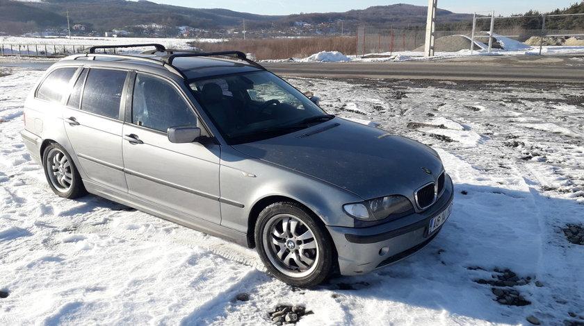 Dezmembrez Bmw E46 320D Touring Facelift
