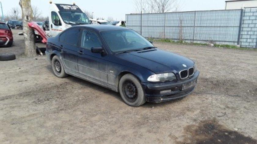 Dezmembrez BMW E46, an 2001, motorizare 320D, Diesel, kw 100, caroserie Limuzina