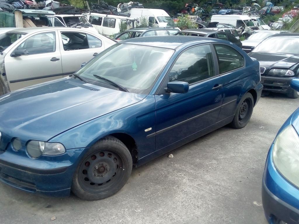 Dezmembrez BMW E46 Compact cod motor E4 1.8 85 Kw 2003
