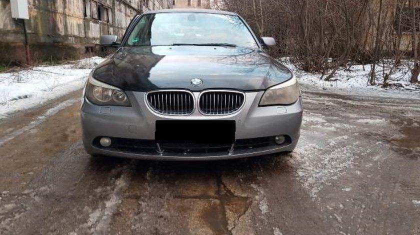 Dezmembrez BMW E60 530d 3.0d M57N D2 (2993cc-160kw-218hp) 2004; Sedan