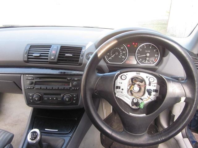 Dezmembrez BMW E87 116i 1.6i N45