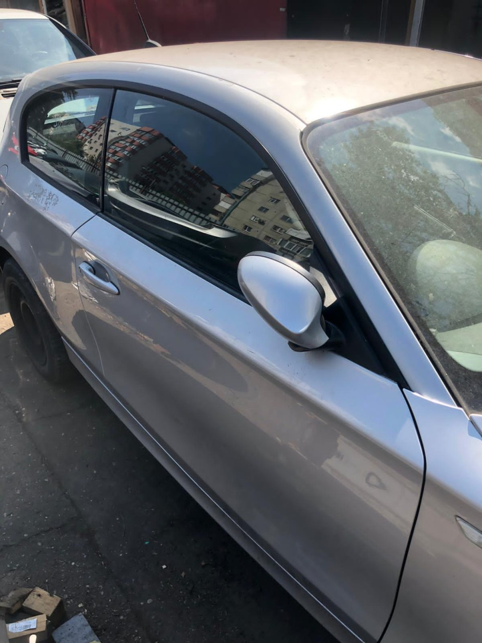 Dezmembrez BMW E87 116i N43B16A coupe an 2009. 92.000 km.Benzina.(Motor defect. Pentru piese