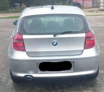 Dezmembrez BMW seria 1 E87 E81 2.0D