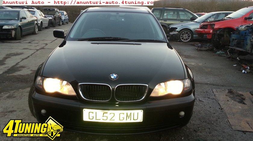 Dezmembrez BMW seria 3 E46 316i an 2003 facelift motor 1 8i
