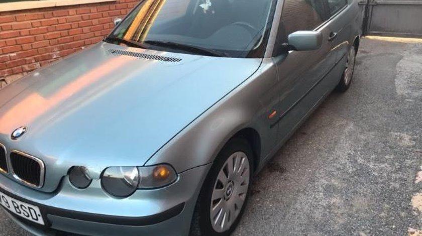 Dezmembrez BMW Seria 3 (E46) 318i Compact – 2001 – xkW- verde – MANUALA