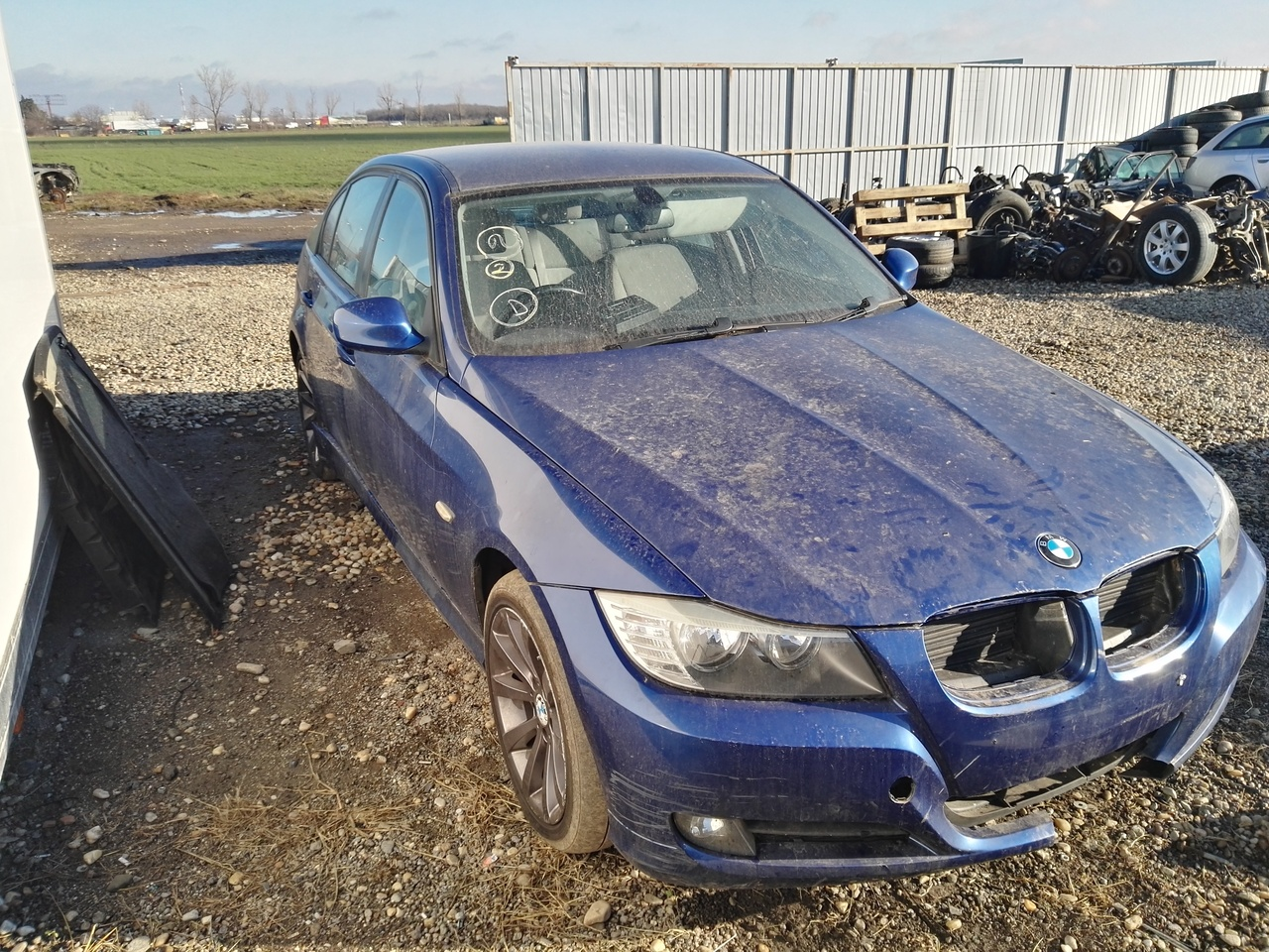 Dezmembrez BMW Seria 3 E90 cod motor N43B20A
