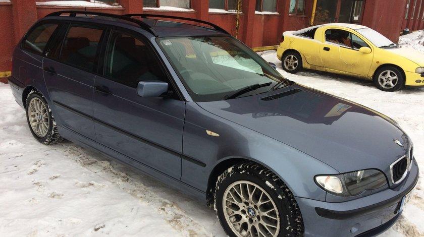 Dezmembrez BMW seria 3 Touring (E46) 320d Facelift an 2004