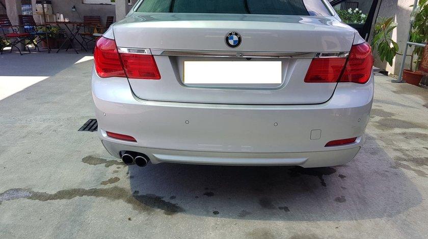 Dezmembrez BMW seria 7 F01 730ld Long TITANSILBER METALLIC N57D30A