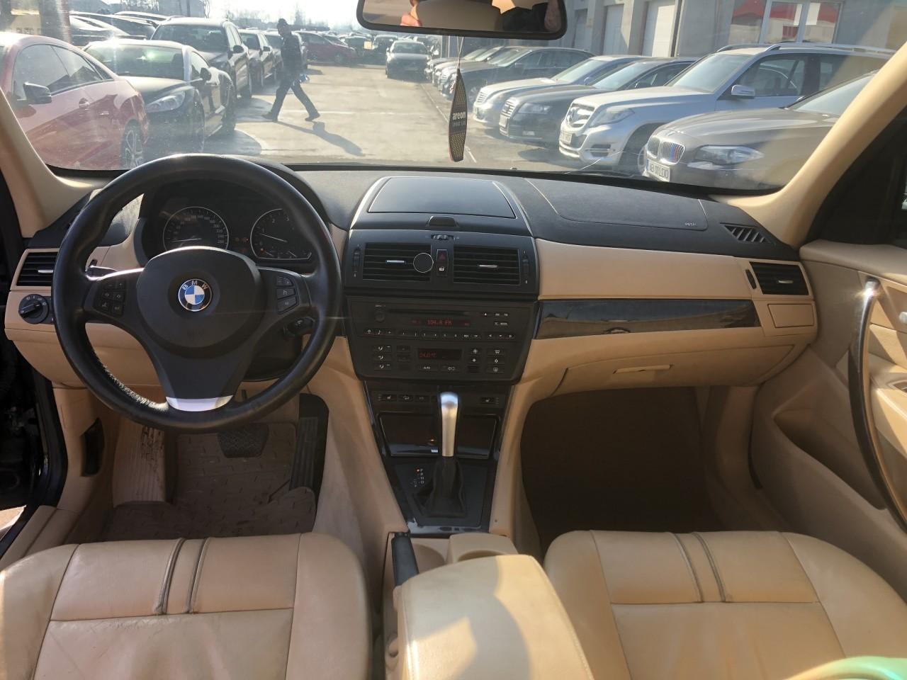 Dezmembrez BMW X3 3,0 d si 2,0 d 2006 E83 !!!
