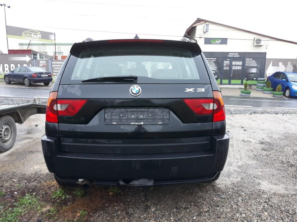 Dezmembrez BMW X3 E83 2005 SUV 2.0 D 150cp