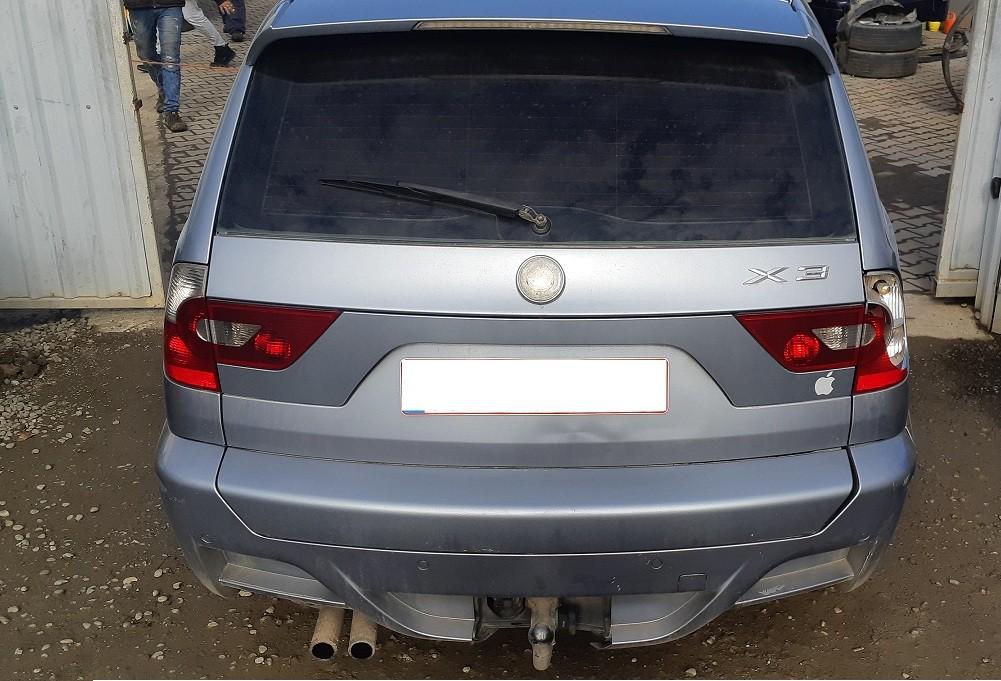 Dezmembrez BMW X3 E83, 3.0 diesel, an 2005