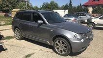 Dezmembrez BMW X3 (E83) 3.0D an 2007 SILVER AUTOMA...