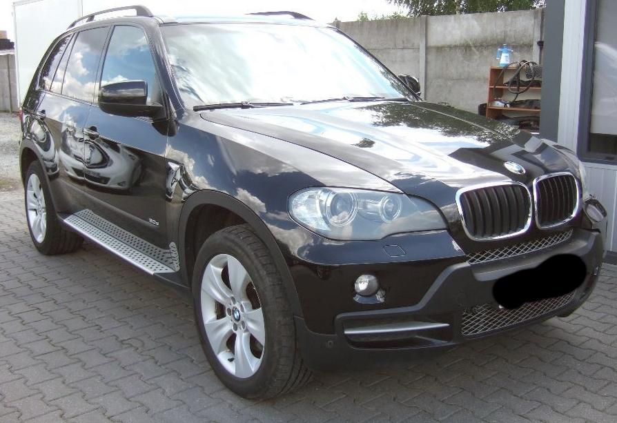 Dezmembrez BMW X5 E70, 3.0D, an 2009