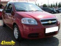 Dezmembrez Chevrolet Aveo 2007 sedan 1 4i 16V 69kw 93cp tip F14D3