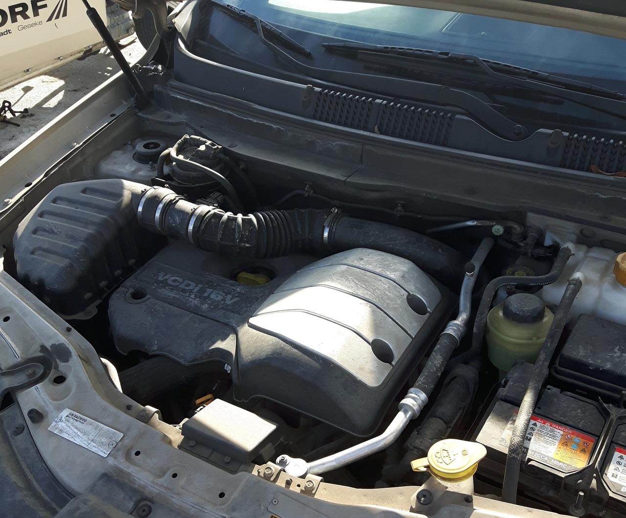Dezmembrez Chevrolet Captiva 2.0D VCDI 16v Z20S Automata