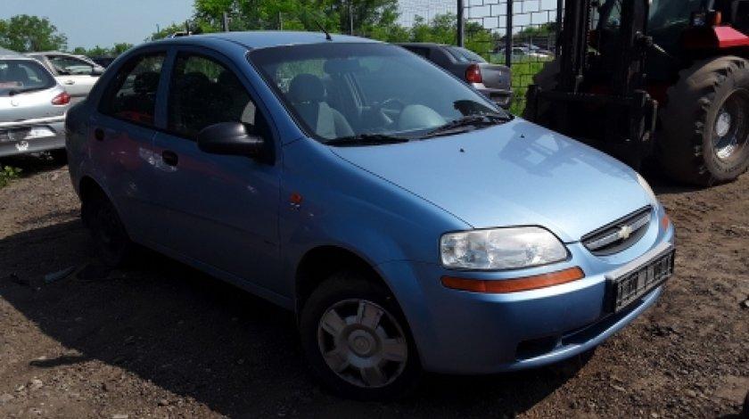 Dezmembrez Chevrolet Kalos, an 2006, motorizare 1.4 16V