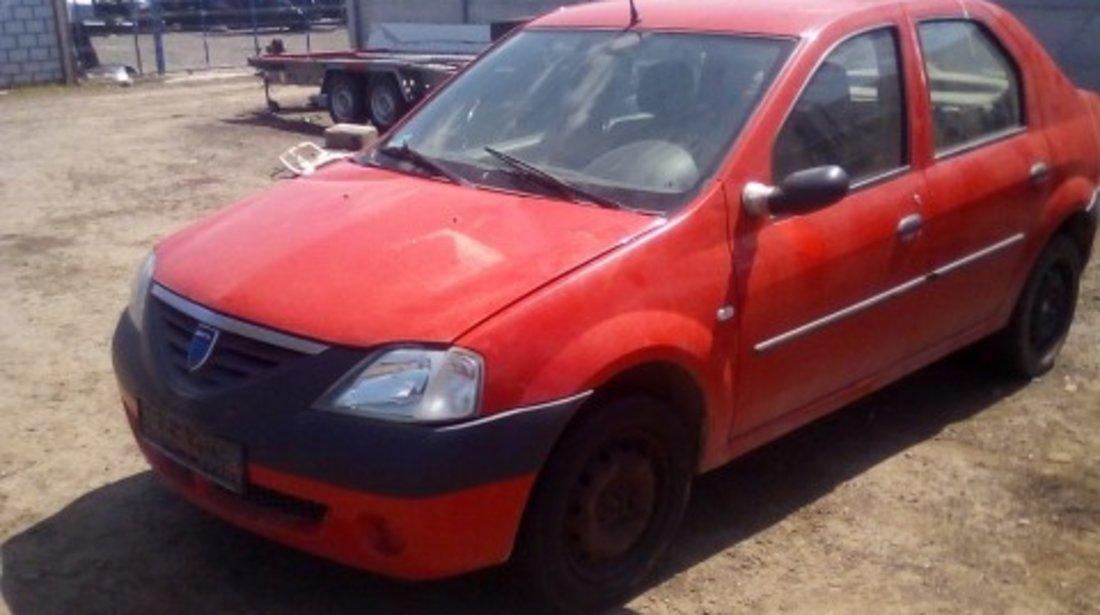 Dezmembrez Dacia Logan, an 2005, motorizare 1.4, Benzina, kw 55, caroserie Limuzina