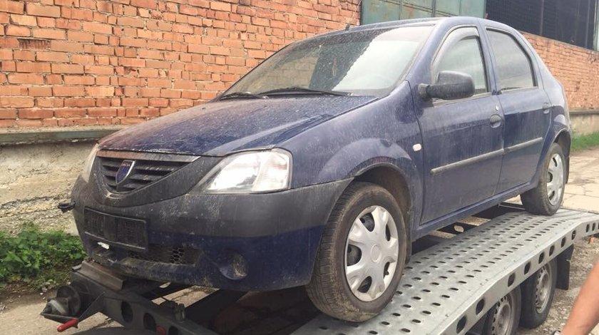Dezmembrez Dacia Logan an 2006 motor 1.5 dci euro 3