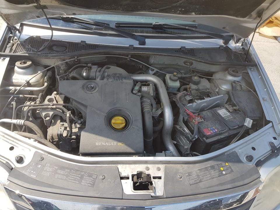 Dezmembrez Dacia Logan MCV cu 7 locuri 1.5 dci K9K-E8 88 cai euro 5 2012