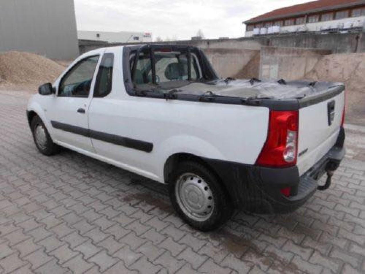 Dezmembrez Dacia Logan pick-up 1.5 dci an 2010