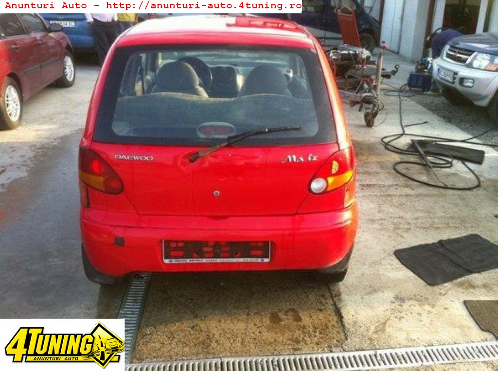 Dezmembrez Daewoo Matiz 800cmc An 1999 Are Aer Conditionat