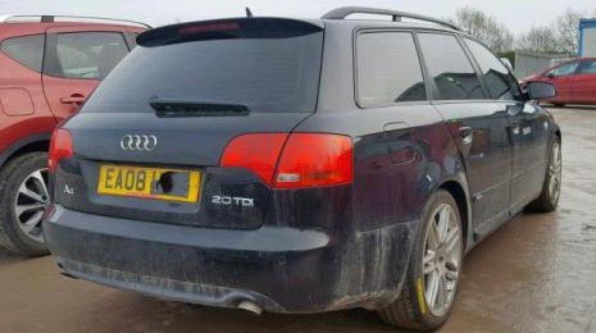 Dezmembrez / Dezmembrari Audi A4 avant (8ED, B7) 2.0tdi BLB